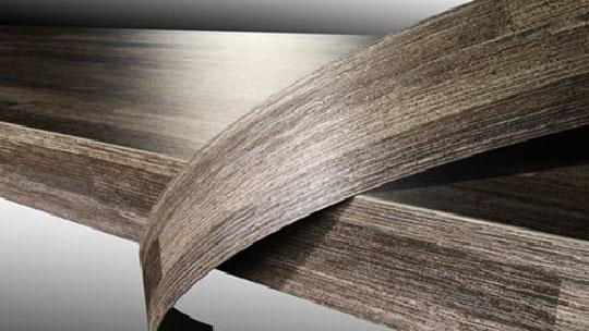 ABS hrany pro výrobu nábytku.