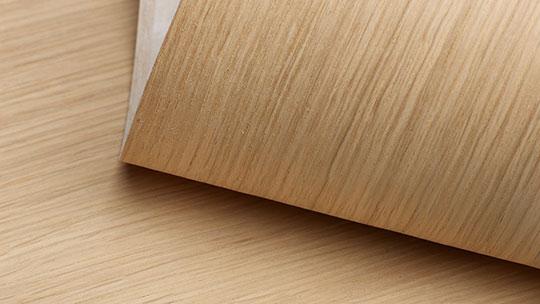 Dýha pro výrobu nábytku.