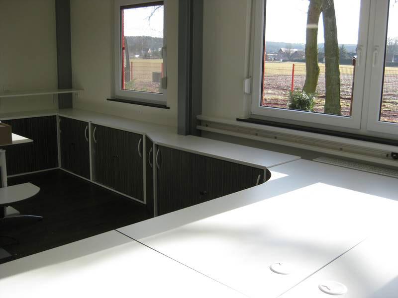 Vybavení kancelářských prostor