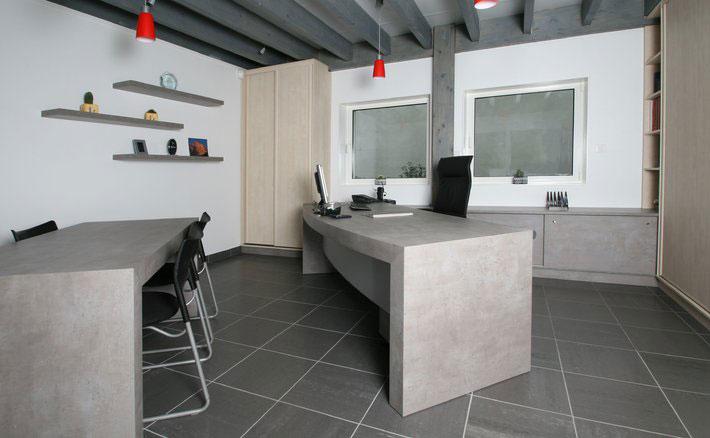 Reprezentativní nábytek do kanceláří