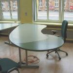 Atypické stoly do kanceláře
