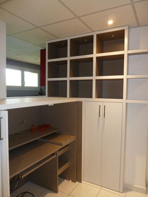 Vybavení kanceláře a recepce